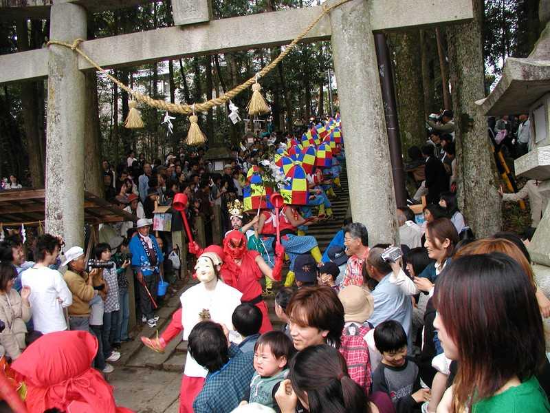 安弘見神社例大祭