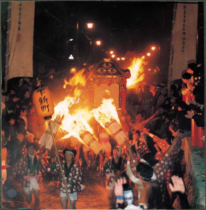 神戸山王祭