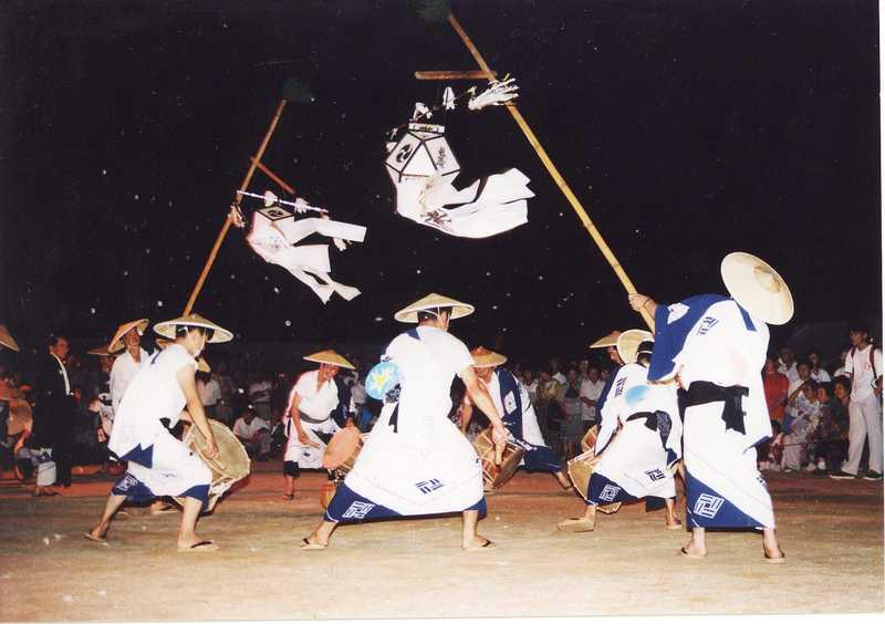 田峯念仏踊り