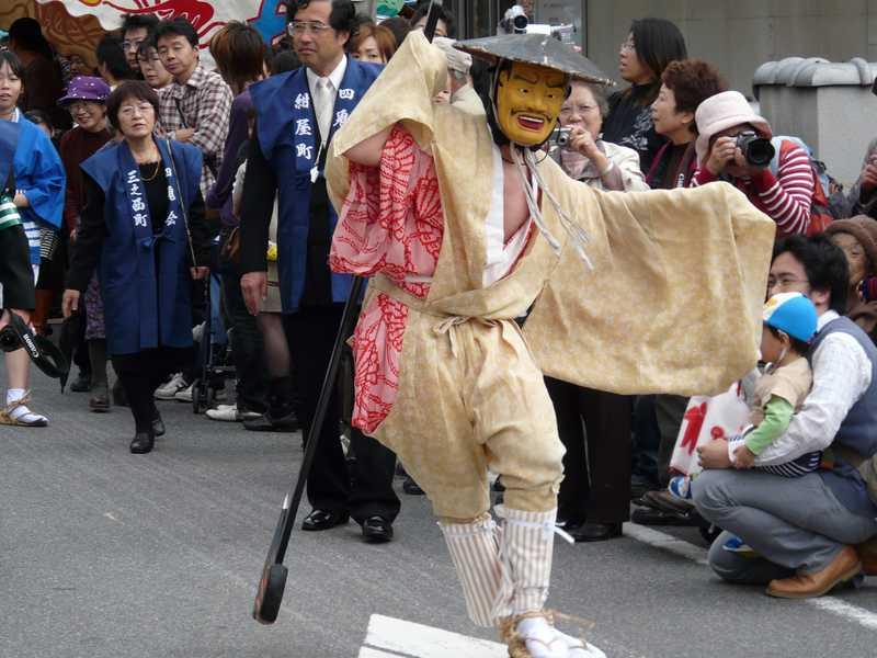 上野天神秋祭り
