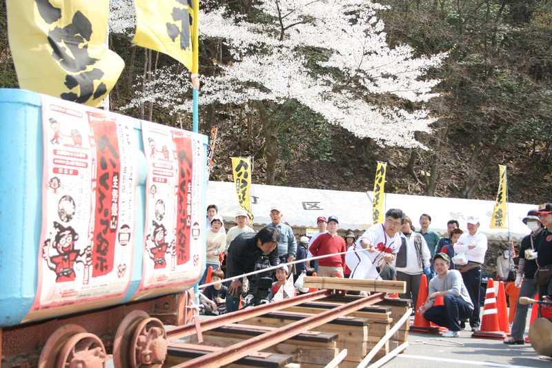 生野銀山へいくろう祭