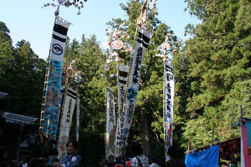 上阿田木祭の画像