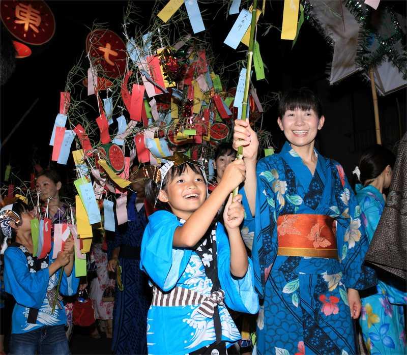大東七夕祭