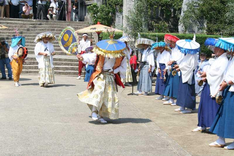 滝宮念仏踊