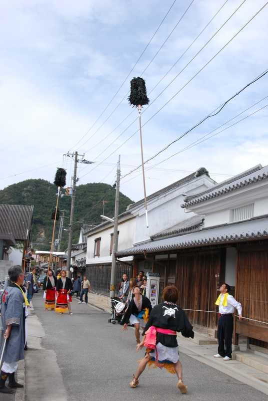 誉田八幡宮秋の大祭