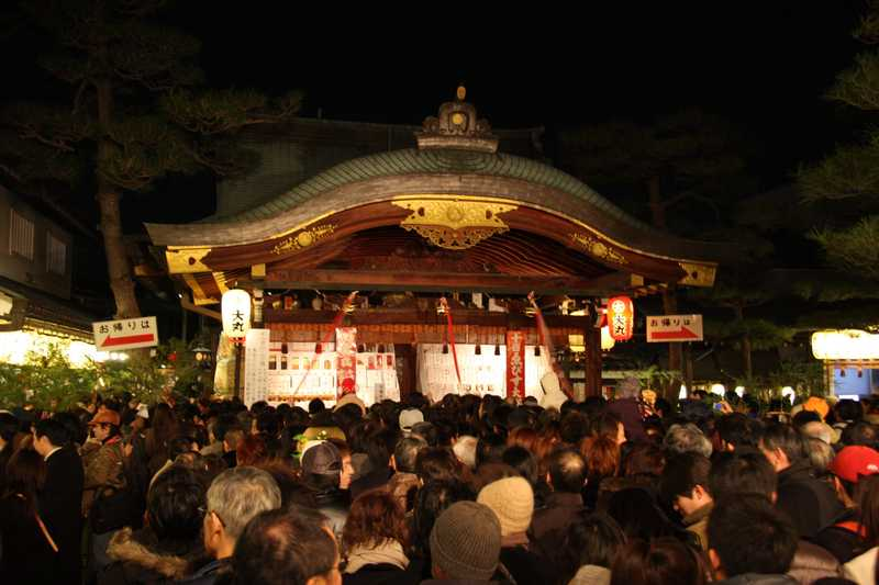 恵美須神社大祭