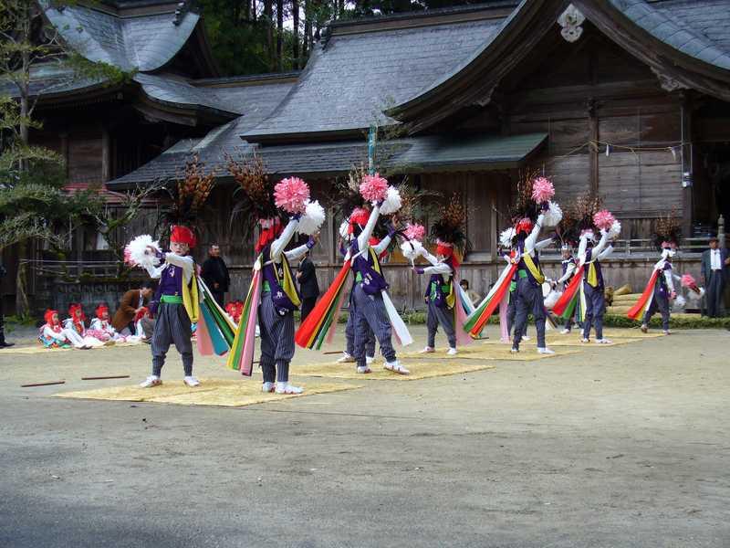 三嶋神社秋の大祭