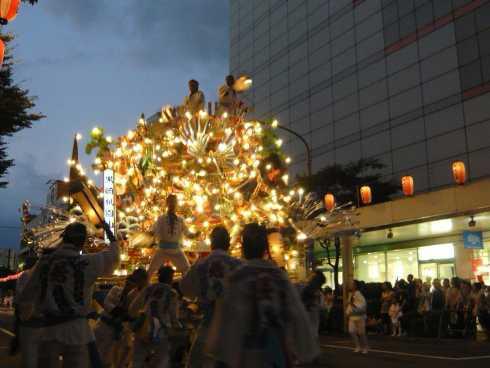 黒崎祇園山笠