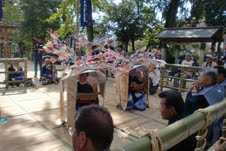 白鬚神社の田楽