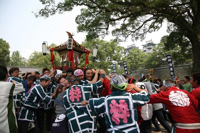 加藤神社清正公まつり