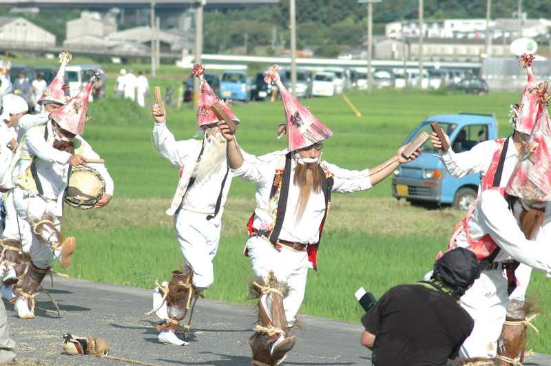 市来の七夕踊