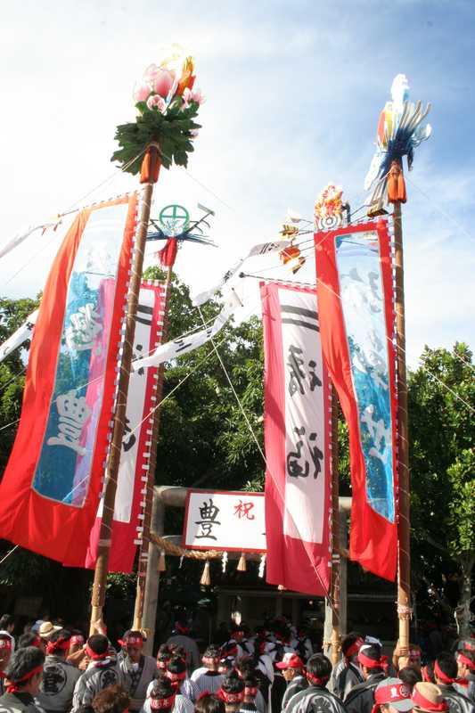 石垣島豊年祭