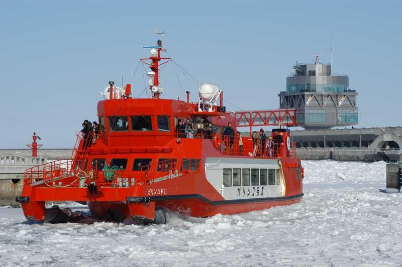 流氷砕氷船ガリンコ号2