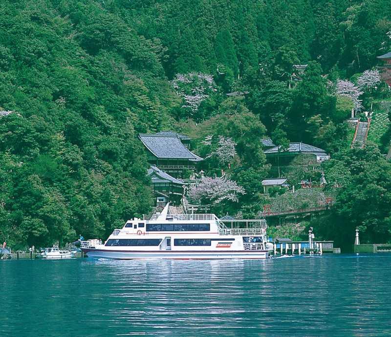 びわ湖遊覧船