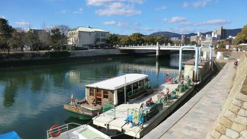 広島河川遊覧船