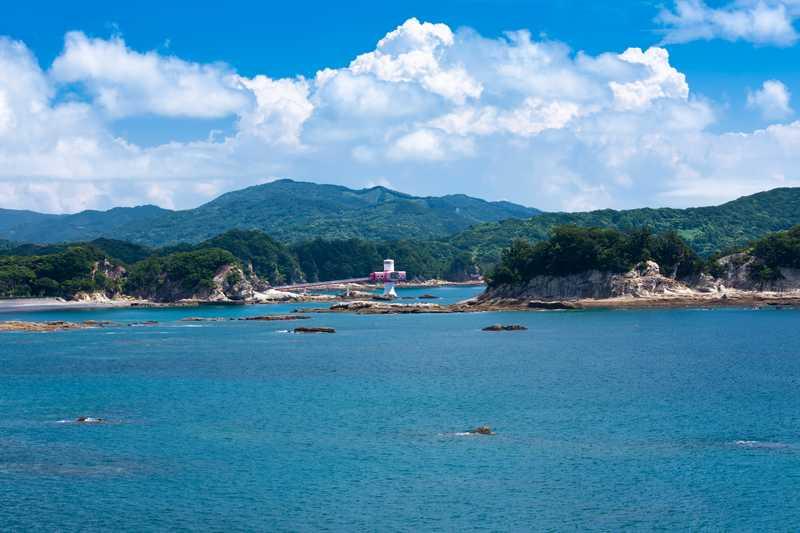 竜串海中公園観光