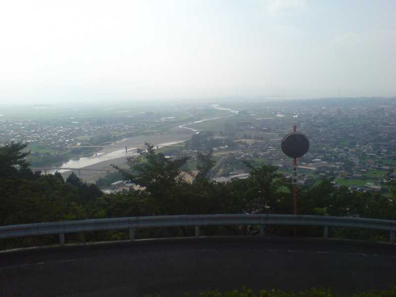 愛媛県西条市市民の森