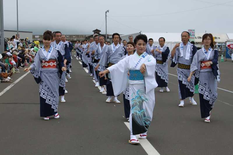 北海ソーラン祭り