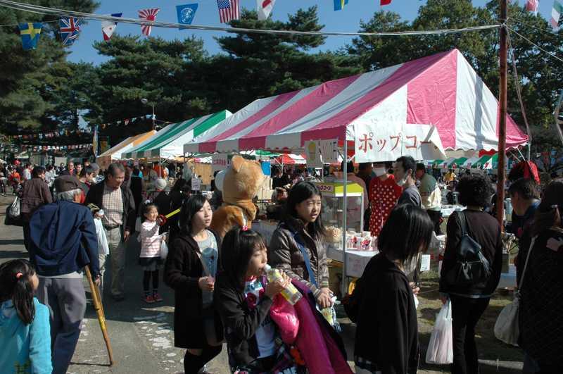 与一の里大田原市産業文化祭