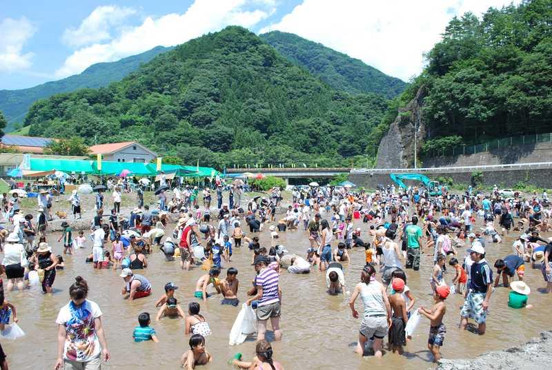 かじかの里サマーフェスティバル