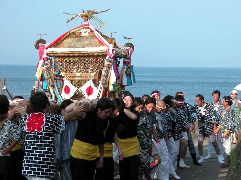 太海夏祭り