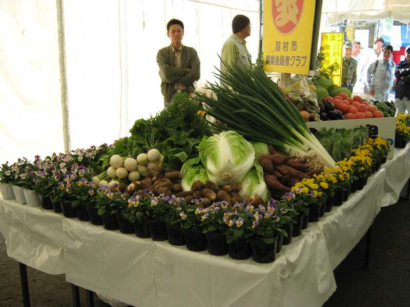羽村市産業祭