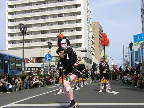 大岡越前祭の画像 名奉行にちなんだ、人気の歴史祭り神奈川県の茅ヶ崎駅周辺で開催される、江...