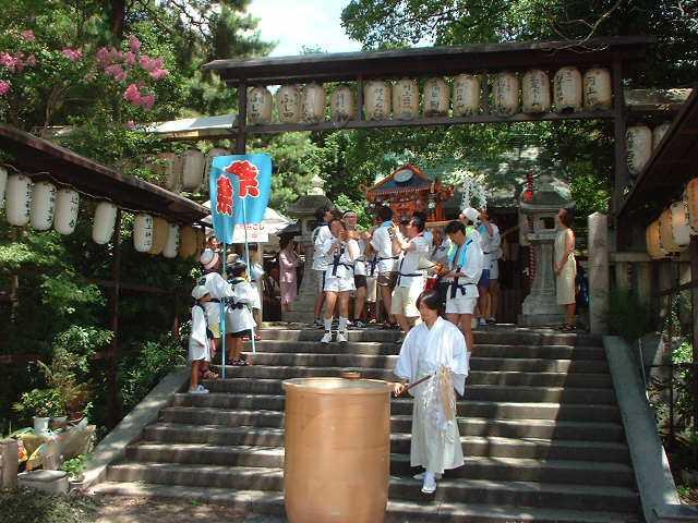 若宮八幡宮大祭と陶器神社大祭