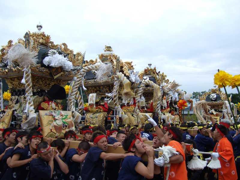 生野秋祭り
