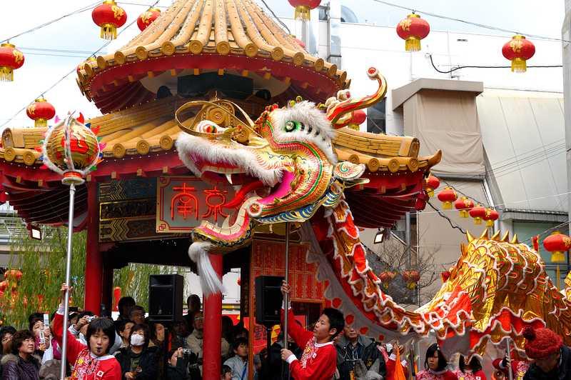 神戸南京町春節祭