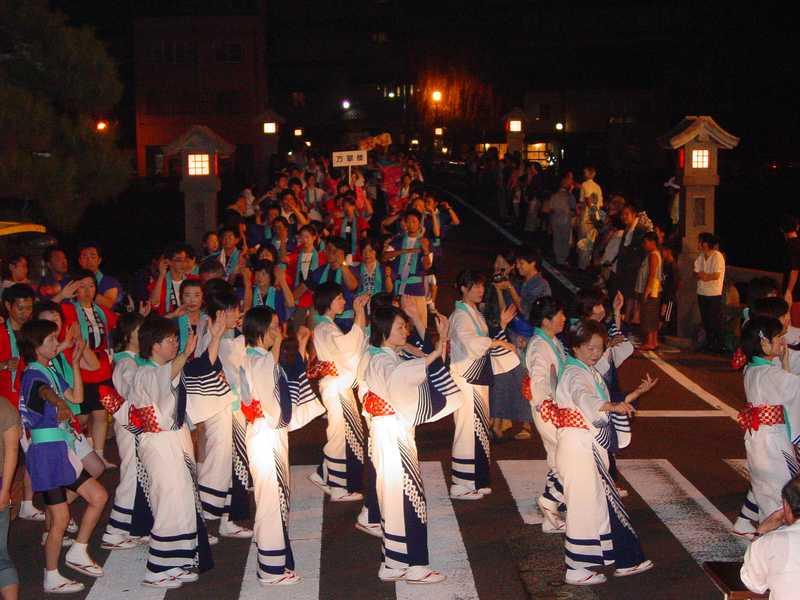 三朝温泉キュリー祭