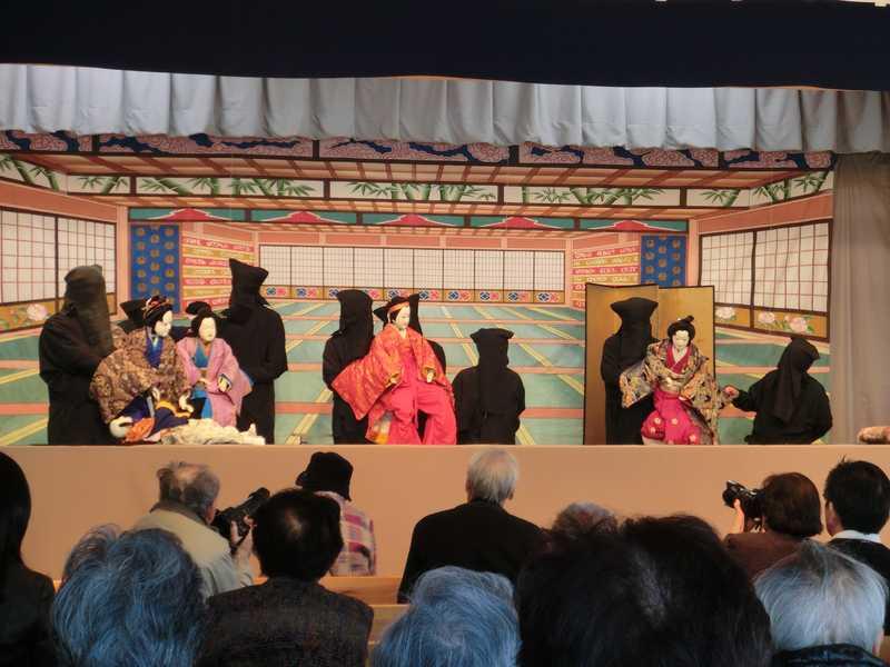 阿波人形浄瑠璃芝居フェスティバル