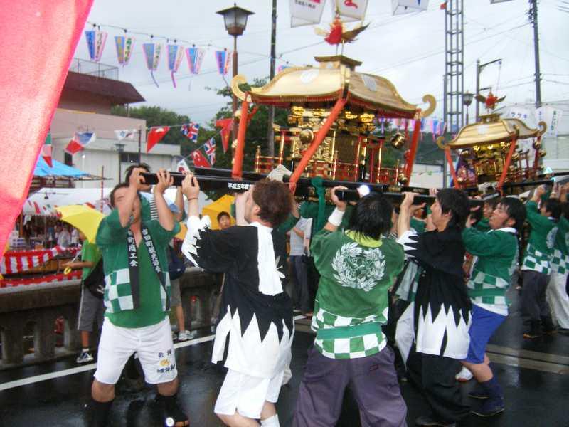 吉田町夏祭りの画像