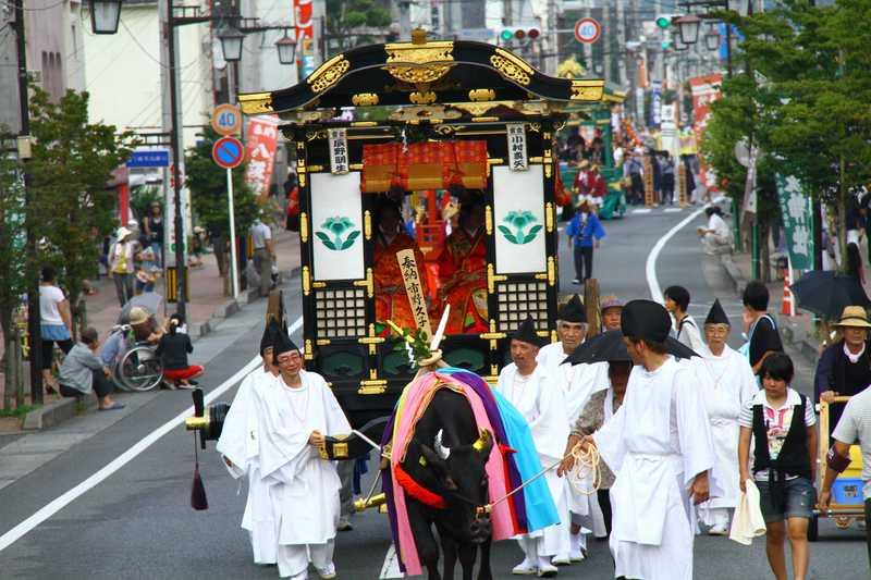 川辺祇園祭