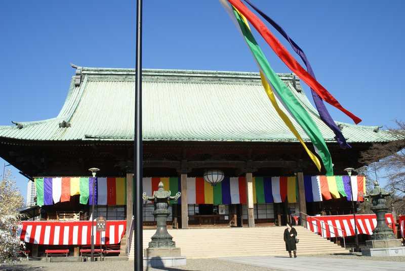 大本山 護國寺