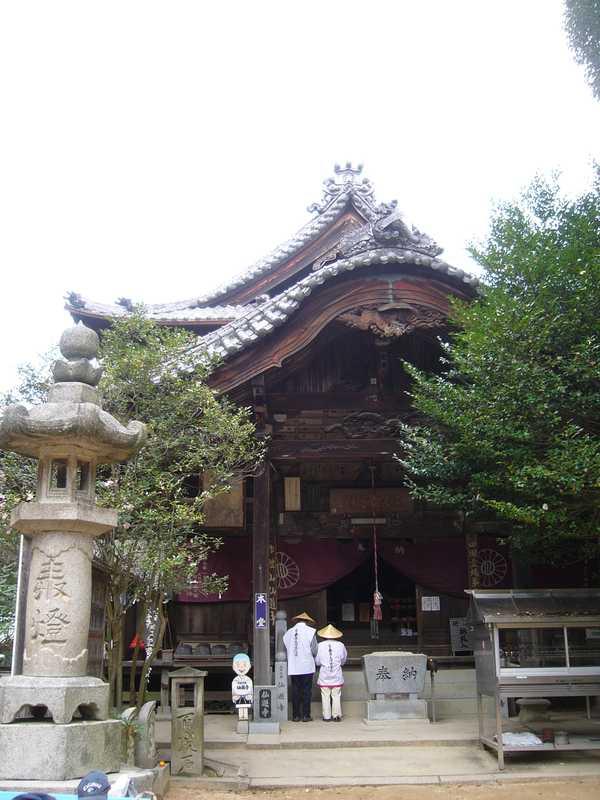 作礼山 仙遊寺