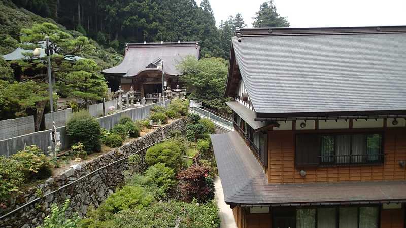 第60番札所 横峰寺