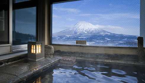 ニセコひらふ温泉