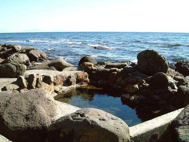 セセキ温泉