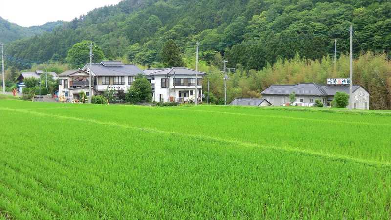 大菅鉱泉の画像