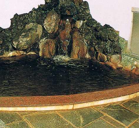 川中子温泉