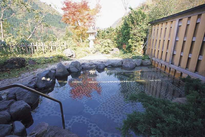五箇山温泉