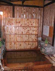 木曽駒天神温泉
