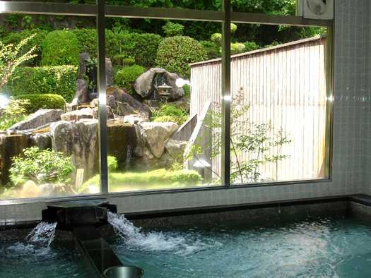並滝寺温泉