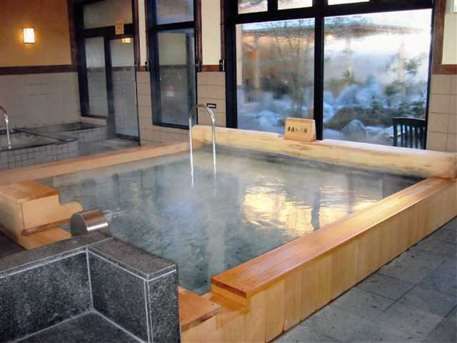 天然温泉極楽湯八戸店