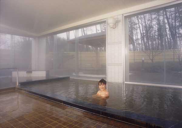 にかほ市温泉保養センターはまなす
