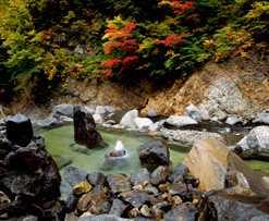 大平温泉滝見屋