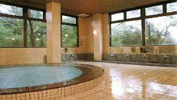 旅館高萩山の湯