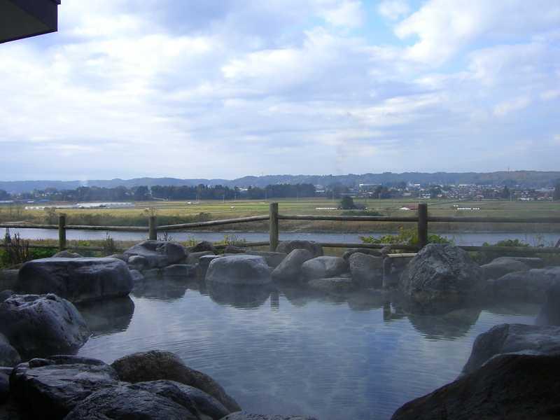 那珂川町営温泉ゆりがねの湯