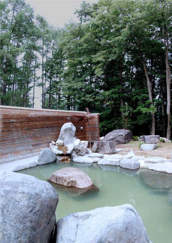 北志賀温泉高社の湯